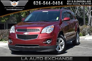 2012 Chevrolet Equinox LT w2LT Carfax Report - No AccidentsDamage Reported 6 Cylinders Air Con