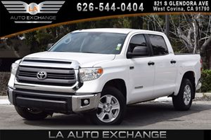 2015 Toyota Tundra 4WD Truck SR5 Carfax 1-Owner - No AccidentsDamage Reported 8 Cylinders Air C