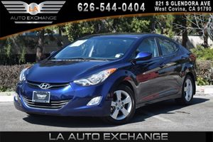 2013 Hyundai Elantra GLS Carfax 1-Owner - No AccidentsDamage Reported 4 Cylinders Air Condition