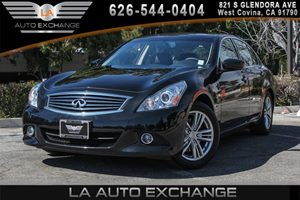 2015 INFINITI Q40  Carfax 1-Owner 2 12V Dc Power Outlets 6 Cylinders Air Conditioning  AC Ai