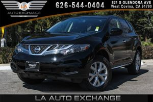2013 Nissan Murano S Carfax 1-Owner 6 Cylinders Air Conditioning  AC Air Conditioning  Multi