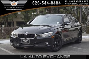 2014 BMW 3 Series 320i Carfax 1-Owner 4 Cylinders 6-Way Driver Seat -Inc Manual Recline Height