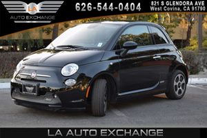2015 FIAT 500e  Carfax 1-Owner - No AccidentsDamage Reported 0 Cylinders Air Conditioning  AC