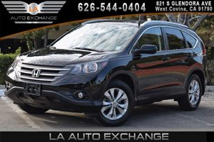 2014 Honda CR-V EX-L Carfax 1-Owner 4 Cylinders Air Conditioning  AC Audio  AmFm Stereo Au