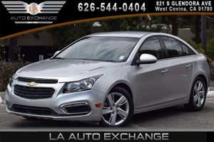 2015 Chevrolet Cruze Diesel Carfax 1-Owner - No AccidentsDamage Reported 4 Cylinders Air Condit