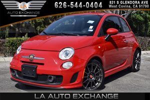 2015 FIAT 500 Abarth Carfax 1-Owner - No AccidentsDamage Reported 4 Cylinders Air Conditioning