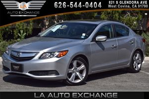 2015 Acura ILX  Carfax 1-Owner 4 Cylinders Air Conditioning  AC Audio  AmFm Stereo Audio