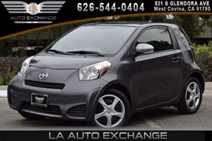 2013 Scion iQ  Carfax 1-Owner 4 Cylinders Air Conditioning  AC Audio  AmFm Stereo Audio