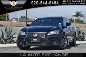 2013 Lexus GS 350 F Sport Carfax Report - No AccidentsDamage Reported 6 Cylinders Air Condition