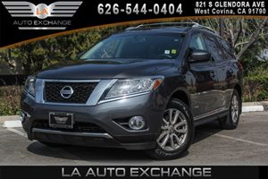 2014 Nissan Pathfinder SL Hybrid Carfax 1-Owner 4 12V Dc Power Outlets 4 Cylinders Clearcoat Pa