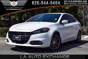 2016 Dodge Dart SXT Carfax 1-Owner - No AccidentsDamage Reported 2 12V Dc Power Outlets 4 Cylin