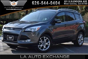 2015 Ford Escape Titanium Carfax 1-Owner - No AccidentsDamage Reported 4 Cylinders Air Conditio
