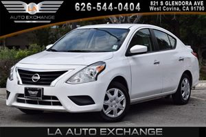 2015 Nissan Versa S Carfax 1-Owner - No AccidentsDamage Reported 1 12V Dc Power Outlet 4 Cylind