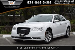 2016 Chrysler 300 300C Carfax 1-Owner 6 Cylinders Air Conditioning  AC Clearcoat Paint Compa