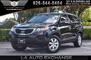 2013 Kia Sorento LX Carfax Report - No AccidentsDamage Reported 4 Cylinders Air Conditioning