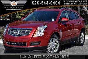 2014 Cadillac SRX Luxury Collection Carfax 1-Owner - No AccidentsDamage Reported 6 Cylinders Ai