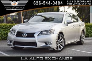 2015 Lexus GS 350  Carfax 1-Owner 2 12V Dc Power Outlets 6 Cylinders Analog Display Body-Color