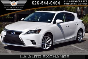 2014 Lexus CT 200h Hybrid Carfax 1-Owner - No AccidentsDamage Reported 4 Cylinders Air Conditio