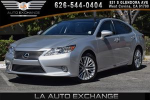 2014 Lexus ES 350  Carfax 1-Owner 2 Seatback Storage Pockets 6 Cylinders Air Conditioning  AC