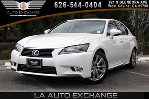 2015 Lexus GS 350  Carfax 1-Owner - No AccidentsDamage Reported 2 12V Dc Power Outlets 6 Cylind