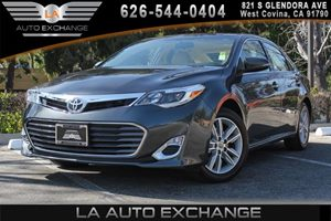 2013 Toyota Avalon XLE Carfax 1-Owner - No AccidentsDamage Reported 6 Cylinders Acoustic Noise-
