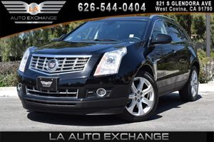 2014 Cadillac SRX Premium Collection Carfax 1-Owner - No AccidentsDamage Reported 6 Cylinders A
