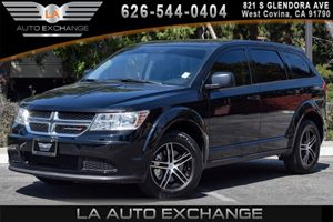 2015 Dodge Journey American Value Pkg Carfax 1-Owner 4 Cylinders Air Conditioning  AC Audio