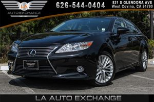 2014 Lexus ES 350  Carfax 1-Owner 6 Cylinders Air Conditioning  Multi-Zone AC Analog Display