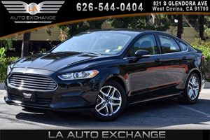 2015 Ford Fusion SE Carfax Report 4 Cylinders Air Conditioning  AC Audio  AmFm Stereo Audi