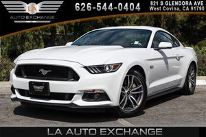 2016 Ford Mustang GT Premium Carfax 1-Owner - No AccidentsDamage Reported 8 Cylinders Convenien