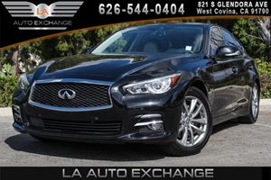 2014 INFINITI Q50 Hybrid Premium Carfax 1-Owner - No AccidentsDamage Reported 6 Cylinders Analo