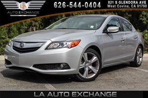 2013 Acura ILX Premium Pkg Carfax 1-Owner 4 Cylinders Convenience  Back-Up Camera Convenience