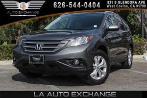 2014 Honda CR-V EX-L Carfax 1-Owner 4 Cylinders Air Conditioning  Multi-Zone AC Analog Displa