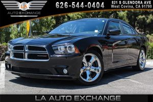 2014 Dodge Charger RT Carfax 1-Owner 8 Cylinders Air Conditioning  Multi-Zone AC Body-Colored
