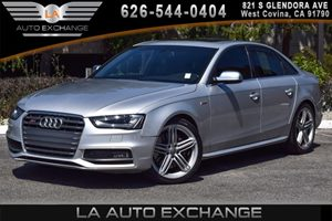 2014 Audi S4 Premium Plus Carfax Report 6 Cylinders Air Conditioning  AC Audio  AmFm Stereo