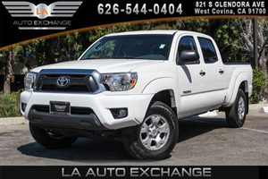 2013 Toyota Tacoma PreRunner Carfax Report - No AccidentsDamage Reported 6 Cylinders Air Condit