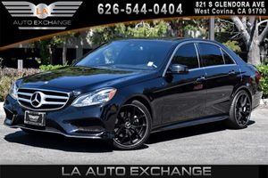 2014 MERCEDES E 350 Luxury Sedan Carfax Report - No AccidentsDamage Reported 6 Cylinders Air Co