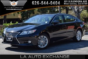 2014 Lexus ES 350  Carfax 1-Owner 6 Cylinders Air Conditioning  AC Audio  AmFm Stereo Clea