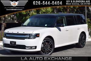 2014 Ford Flex SEL Carfax 1-Owner - No AccidentsDamage Reported 6 Cylinders Air Conditioning