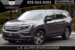 2016 Honda Pilot EX Carfax 1-Owner - No AccidentsDamage Reported 6 Cylinders Air Conditioning