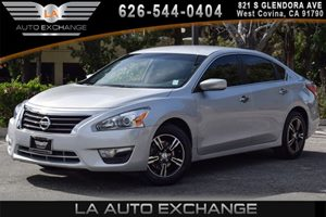 2015 Nissan Altima 25 S Carfax Report - No AccidentsDamage Reported 4 Cylinders Air Conditioni