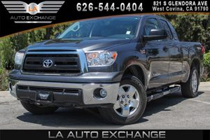 2011 Toyota Tundra 4WD Truck  Carfax Report 8 Cylinders Air Conditioning  Multi-Zone AC Chrom
