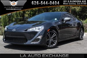 2015 Scion FR-S  Carfax 1-Owner 4 Cylinders Audio  AmFm Stereo Audio  Auxiliary Audio Input