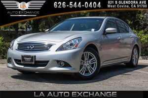 2015 INFINITI Q40  Carfax 1-Owner - No AccidentsDamage Reported 6 Cylinders Air Conditioning