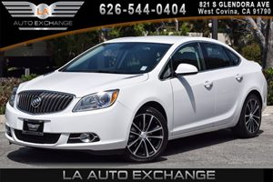 2016 Buick Verano Sport Touring Carfax Report - No AccidentsDamage Reported 4 Cylinders Air Con