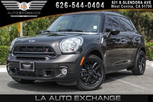 2016 MINI Cooper Countryman S Carfax 1-Owner - No AccidentsDamage Reported 2 Seatback Storage Po