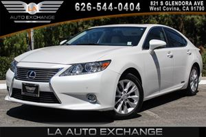 2014 Lexus ES 300h Hybrid Carfax 1-Owner 4 Cylinders Air Conditioning  Multi-Zone AC Analog D