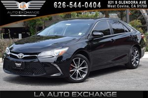 2015 Toyota Camry XSE Carfax 1-Owner 4 Cylinders Air Conditioning  AC Audio  AmFm Stereo A