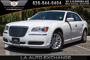2014 Chrysler 300  Carfax 1-Owner - No AccidentsDamage Reported 6 Cylinders Air Conditioning