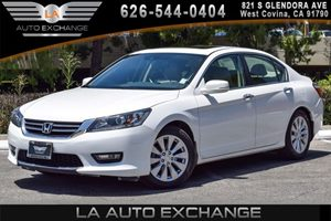 2014 Honda Accord Sedan EX-L Carfax 1-Owner - No AccidentsDamage Reported 4 Cylinders Air Condi